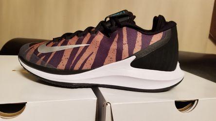 Mens 10, Nike Men's NikeCourt Air Zoom Zero Tennis Shoes Thumbnail