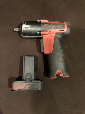 """14.4 V 3/8"""" Drive MicroLithium Cordless Impact Wrench (Tool Only) for Sale in Gaithersburg, MD"""