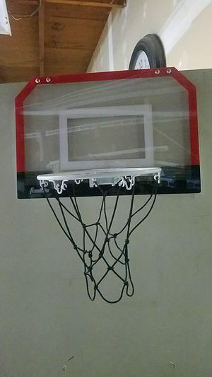 Mini Basketball hoop door mount Ball not included for Sale in La Habra  Heights 86b782f54