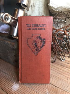 Antique Herbalist Handbook...1932 for Sale in Snoqualmie, WA