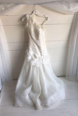 Vera Ivory Wedding Dress For In Mukilteo Wa