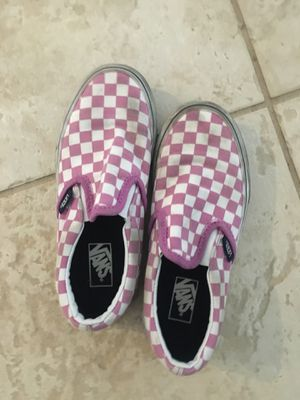 b8707dbb21 Girls vans shoes for Sale in Winchester