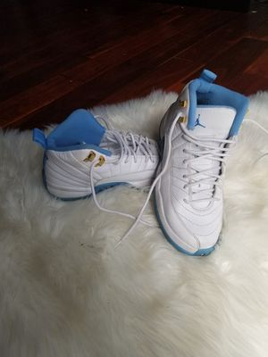 cd3ed5329be5 ... authentic jordan 12 retro university blue gs for sale in richmond va  457cf 8987f