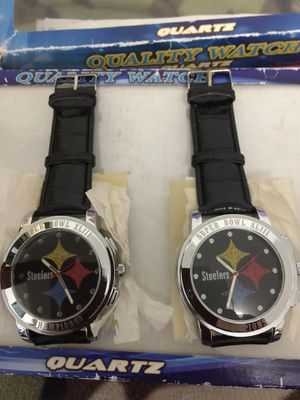 Super bowl xl111 steeler watches for Sale in Falls Church, VA