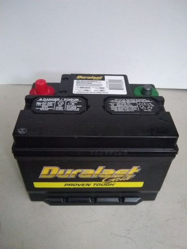Duralast Gold Battery Part Number 96r Dlg Cold Cranking Amps 590