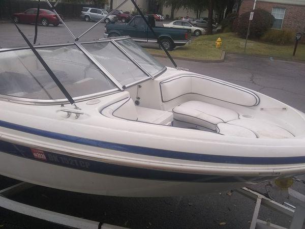 1999 sx 185 glastron boat