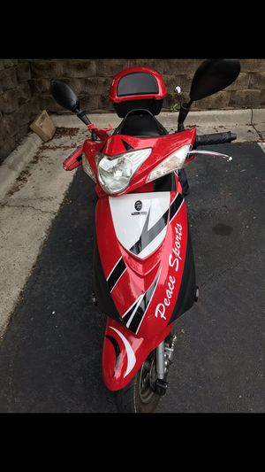 SCOOTER 2017. NEW ( Only 3.000) for Sale in Leesburg, VA