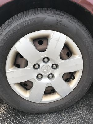 Tires off Hyundai for Sale in Ashburn, VA