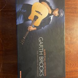 Garth Brooks 8 Disk Set (Blame It All On My Roots) Thumbnail