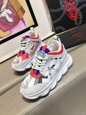 2018 VERSACE CHAIN REACTION SNEAKERS for Sale in Silver Spring, MD
