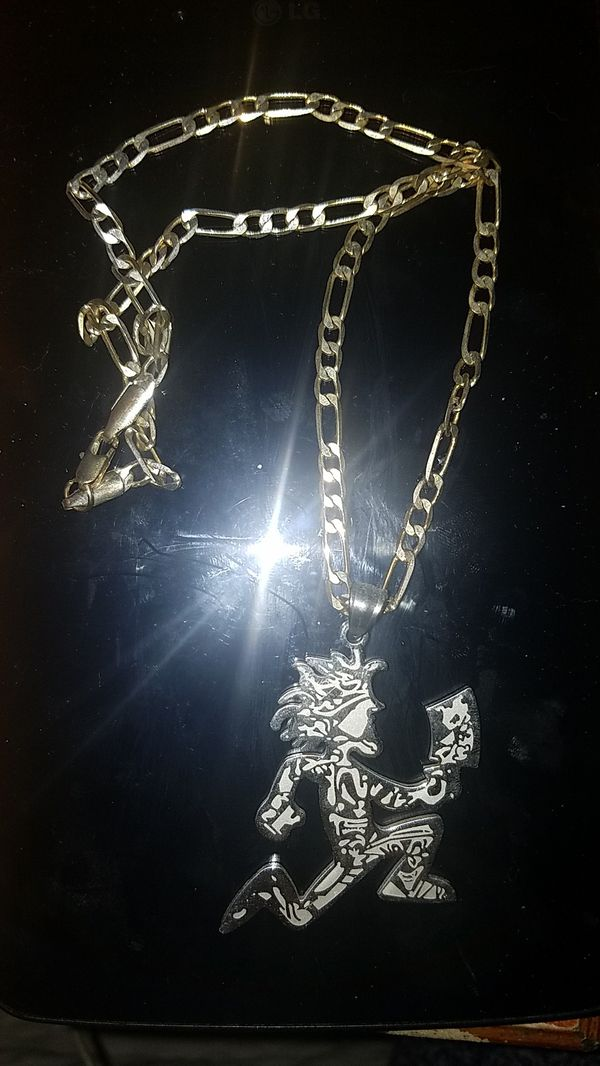Hatchet man pendant w 20 chain for sale in taylorsville ga offerup aloadofball Gallery