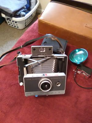 1963 poloroid land rover 100 camera for Sale in Columbus, OH