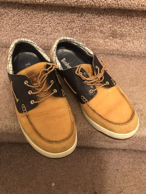 Men's timberland shoes size 10.5M for Sale in Clayton, NC