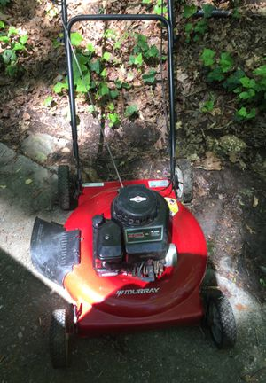 Photo Murray Lawn Mower