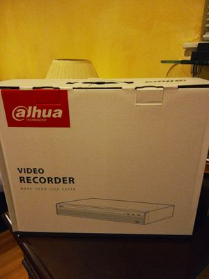 New Dahua NVR 2108HS-8P-S2 8channel 8poe Network Video Recorder for Sale in Philadelphia, PA