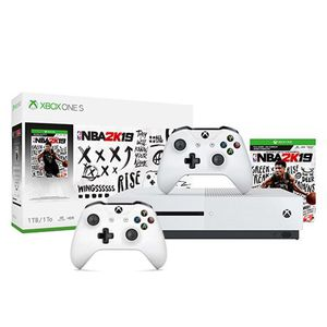 Xbox One S 1 TB NBA 2K19 Bundle - White for Sale in Rockville, MD