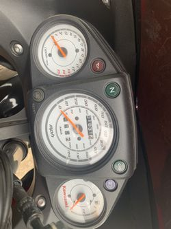 2012 Kawasaki ninja Thumbnail