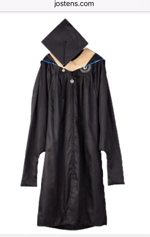 Keller Graduate School of Management Cap and Gown from Jostens ...