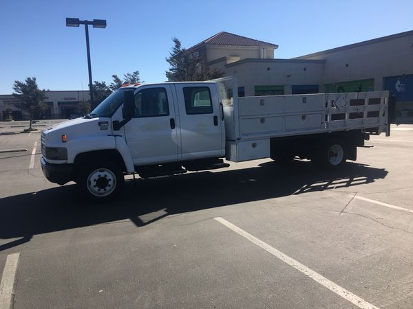 2005 C5500 Topkick 16 Ft Contractor Body For Sale In Las