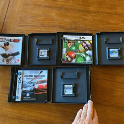 Nintendo DS games, Vintage  Thumbnail