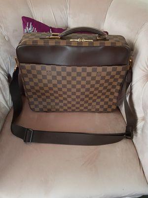 Louis Vuitton Laptop Briefcase Sabana 100% authentic for Sale in Aldie, VA