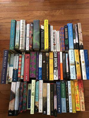 58 Hard/Soft Cover Books for Sale in Herndon, VA