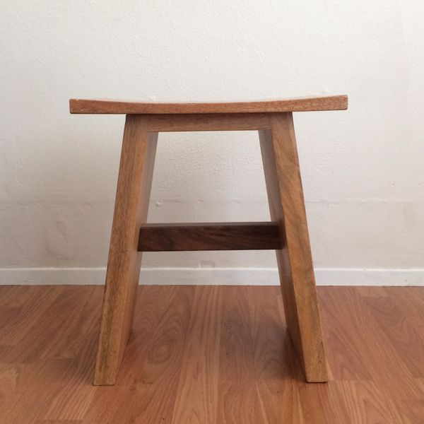 wood bench stool (Furniture) in Olympia, WA - OfferUp