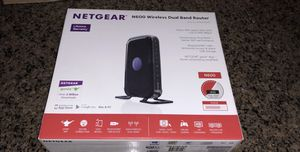 Netgear N600 Wireless Dual Band Router for sale  Wichita, KS