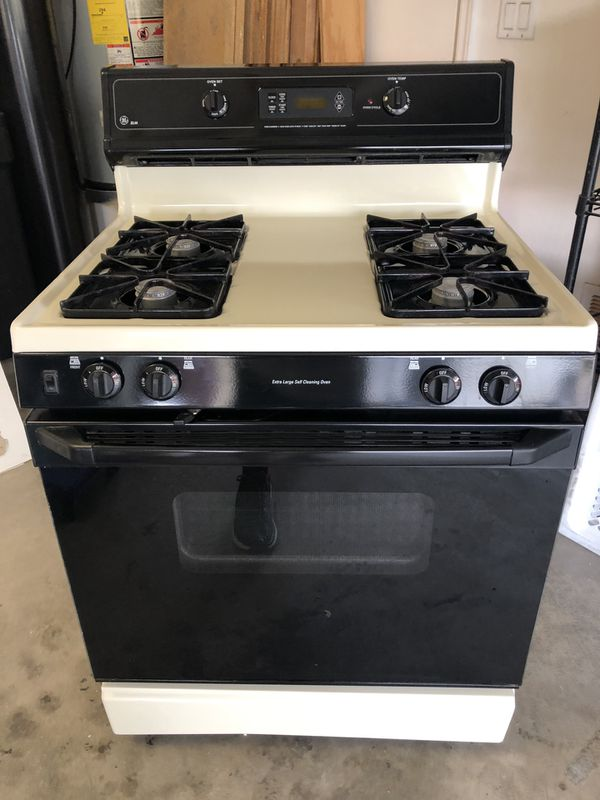 Ge Xl44 Gas Stove For In