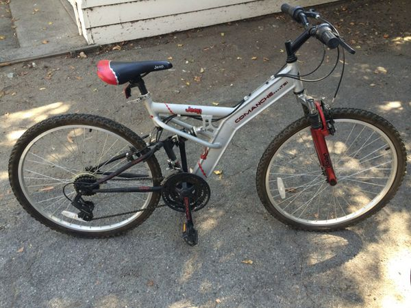 Jeep Comanche Tsi Mountain Bike 21 Speed 26 Quot For Sale In