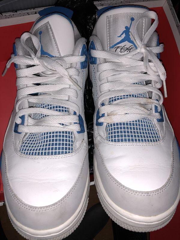 bfa68e817b164c Retro Jordan military blue 4 size 11.5 for Sale in San Diego