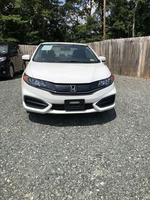 2015 Honda Civic coupe fully loaded INITIAL INVESTMENT for Sale in Washington, DC