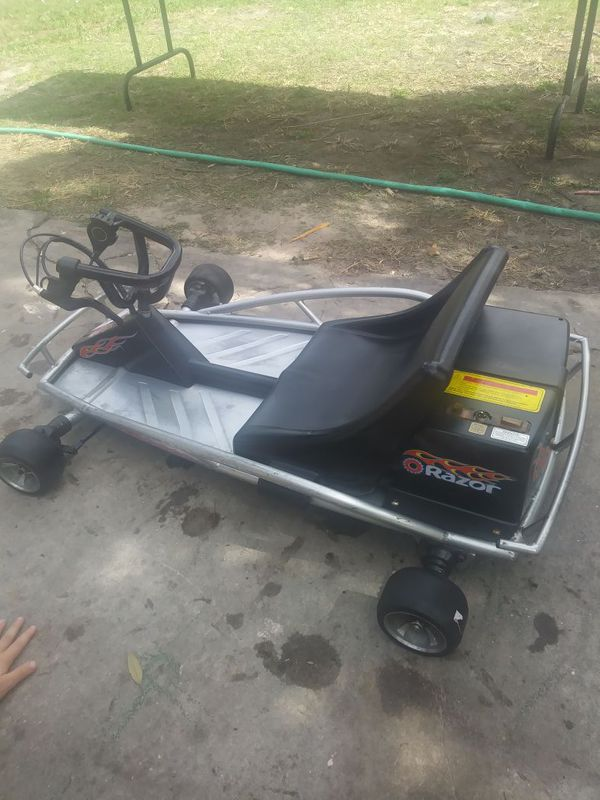 Razor Mini Electric Go Kart