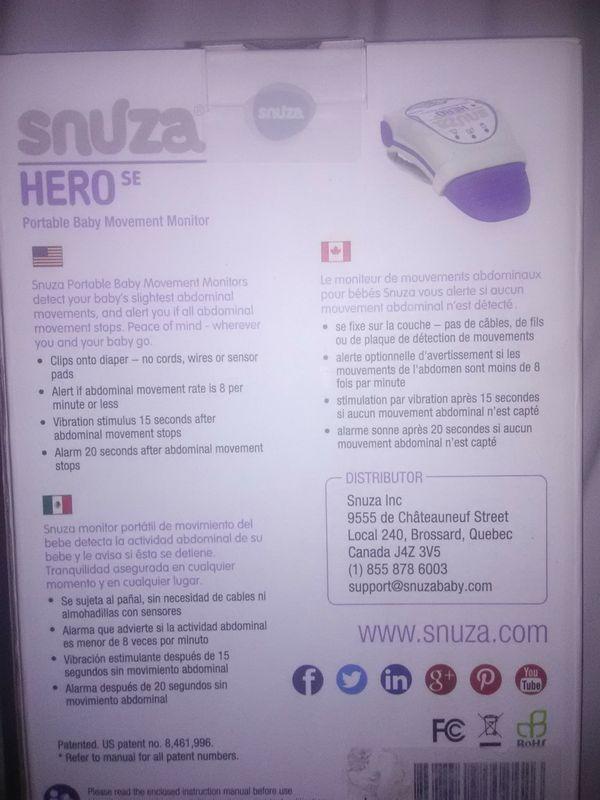 Snuzahero For Sale In Gastonia Nc Offerup