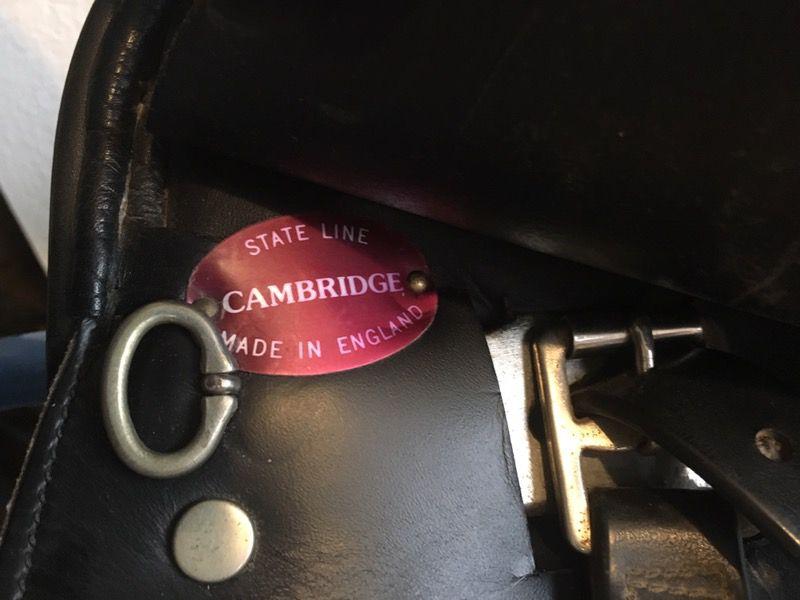 "Dressage saddle 16 "" seat"