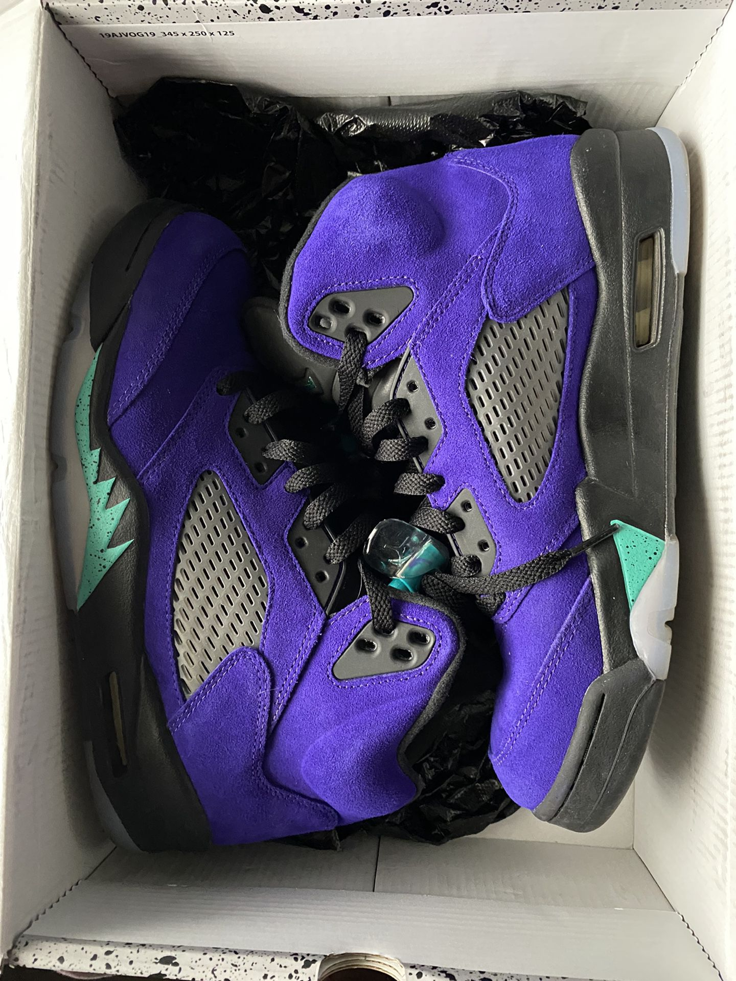 Sz 9 Jordan 5 8/10 con.