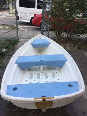 "Walker bay 10"" dinghy sell or trade for Sale in Miami, FL"