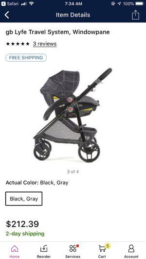 Brand new in box GB lyfe stroller for Sale in Lorton, VA