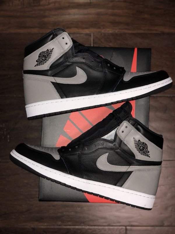 f3da1a215 Nike Air Jordan 1 High OG Shadow sz 12 new authentic with Receipt ...