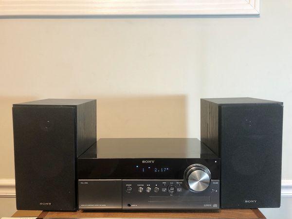xl radio fm cassette listing en il jnxg cd changer player stereo am mini sharp bookshelf tape only micro system component