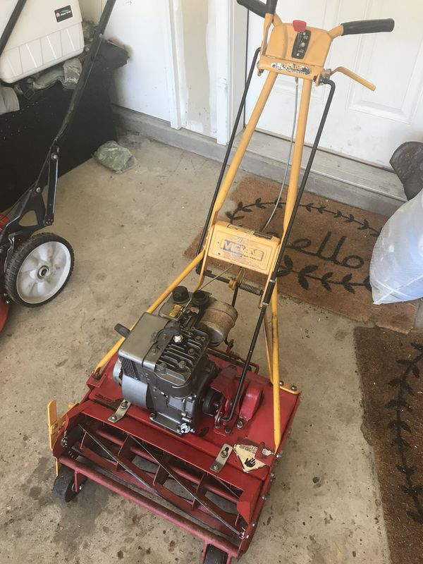Lawn Mower For Sale In Colorado Springs Co Offerup