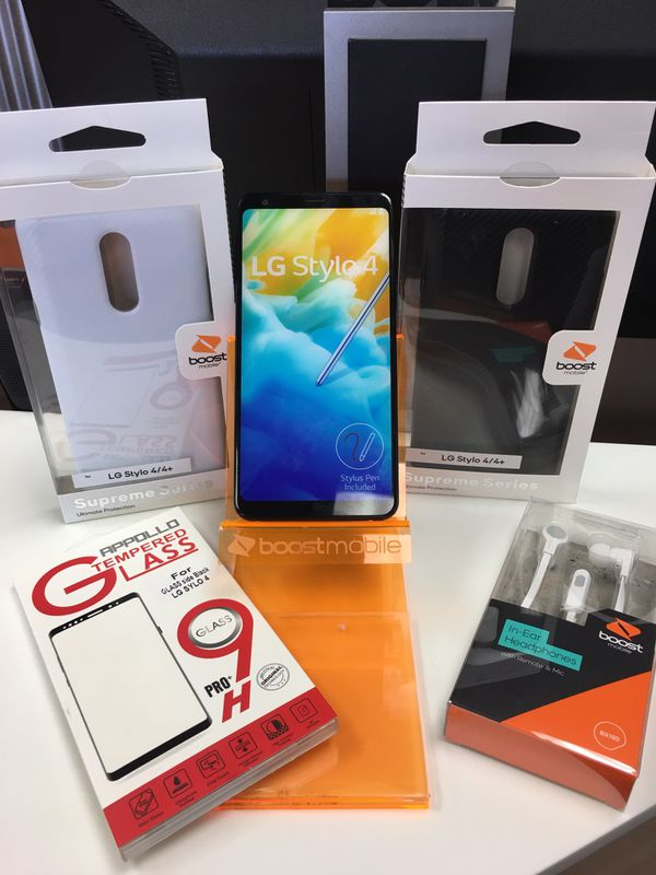BOGO stylo 4 when you switch to boost mobile for Sale in Sealy, TX