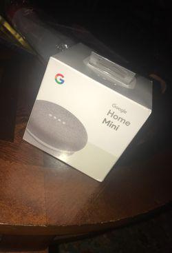 Google Home Mini Thumbnail