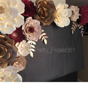 Paper flower backdrop for sale in bakersfield ca offerup paper flower backdrop for sale in bakersfield ca mightylinksfo