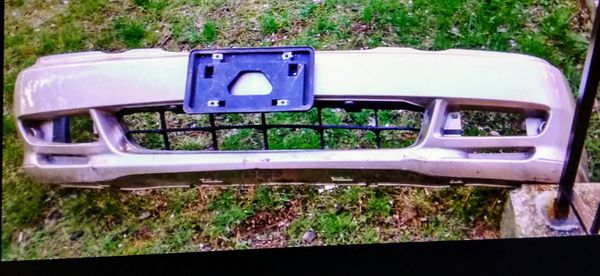 Acura TL Front Bumper Cover Beige For Sale In Upper - 2003 acura tl front bumper