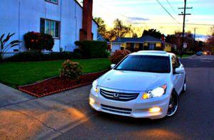 Photo White'08 Honda Accord