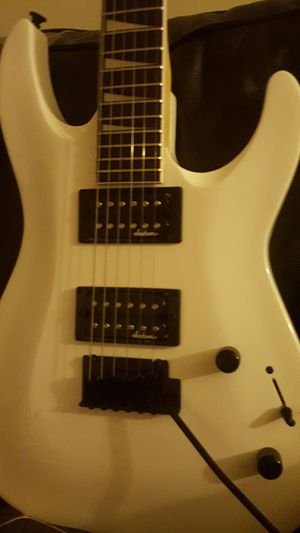 Guitar electronic jackson for Sale in Adelphi, MD