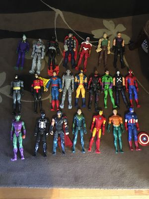 Action figures for Sale in Downey, CA