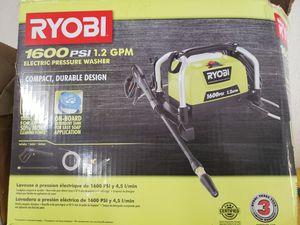 Ryobi 1600PSI Electric Pressure Washer for Sale in Orlando, FL