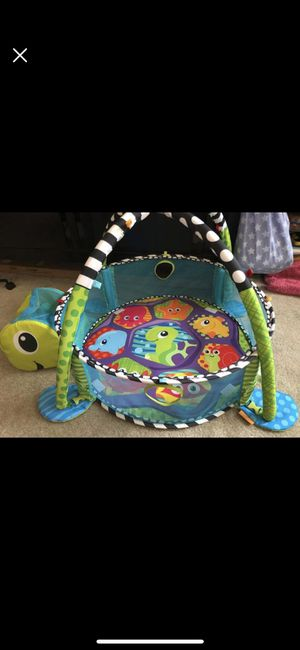 Baby activity gym new for Sale in Silver Spring, MD
